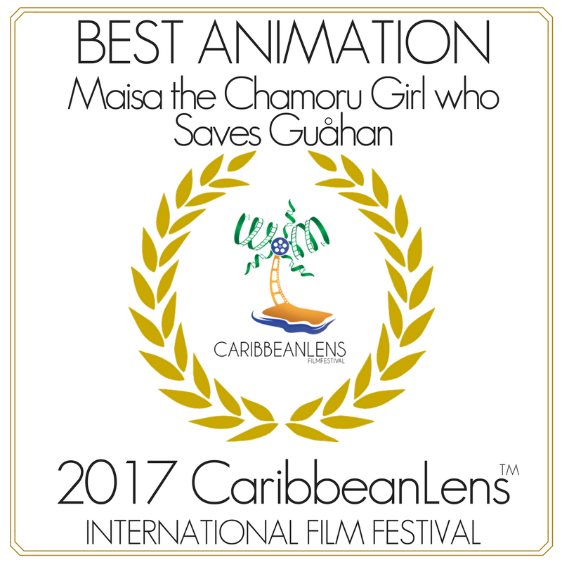 Best Animation: Maisa the Chamoru Girl Who Saves Guahan