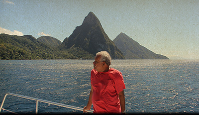 Screening: Poetry is an Island, Derek Walcott (St. Lucia)