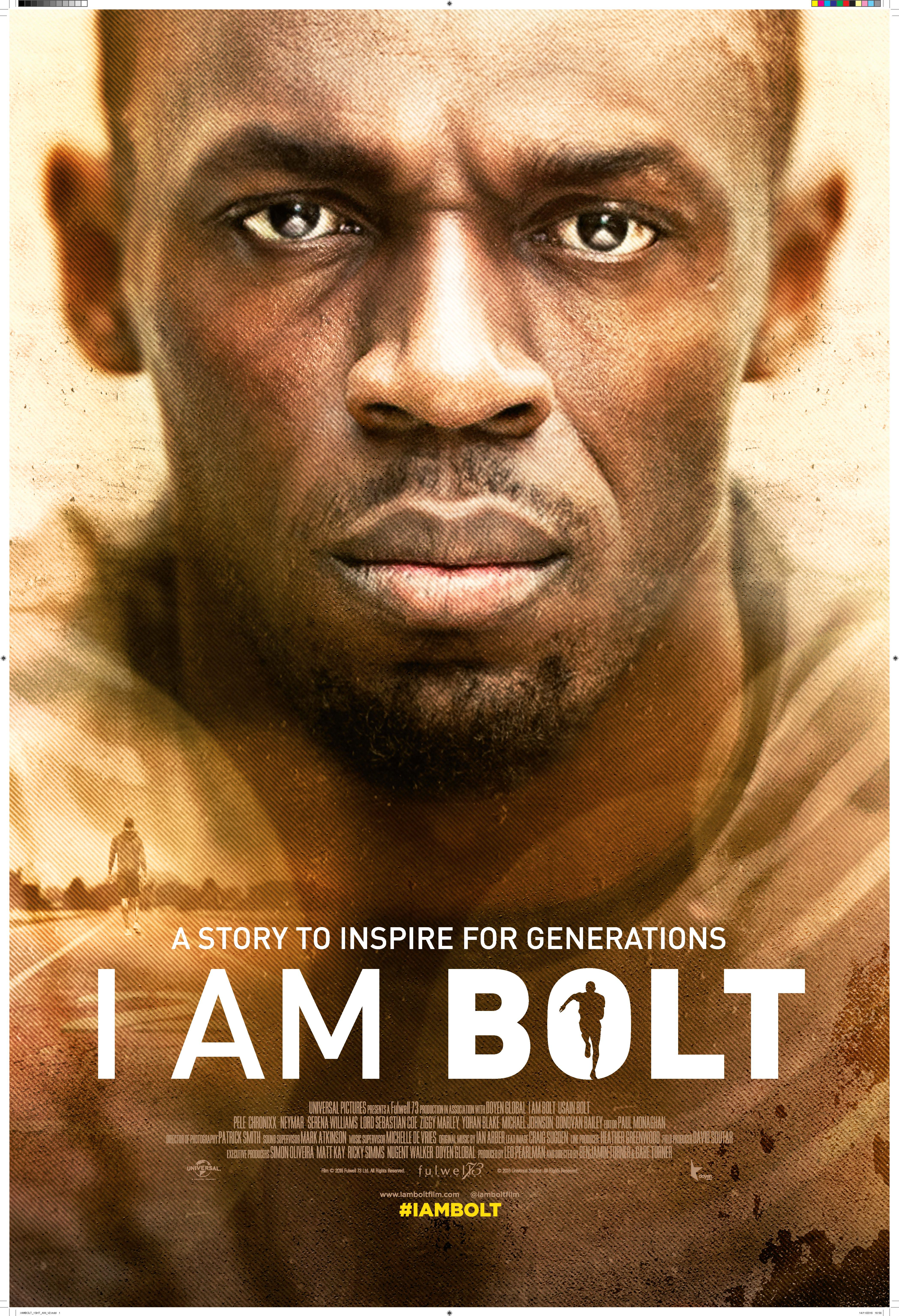 CaribbeanLens Film Festival- I Am Bolt Screening