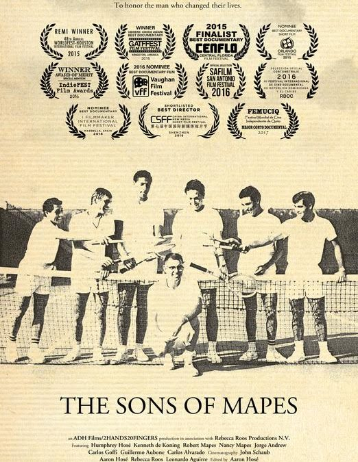 Screening: The Sons of Mapes (Aruba)
