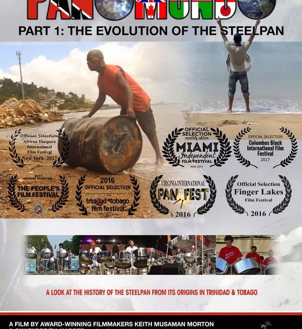 Screening:  Panomundo Part 1:  The Evolution of the Steelpan